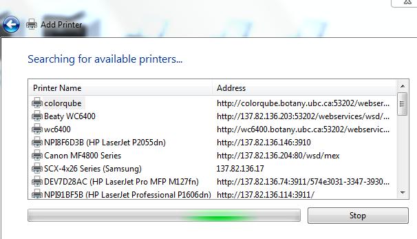 add printer 2